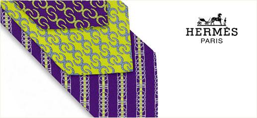Hermès, Colección de corbatas Otoño/Invierno 2008