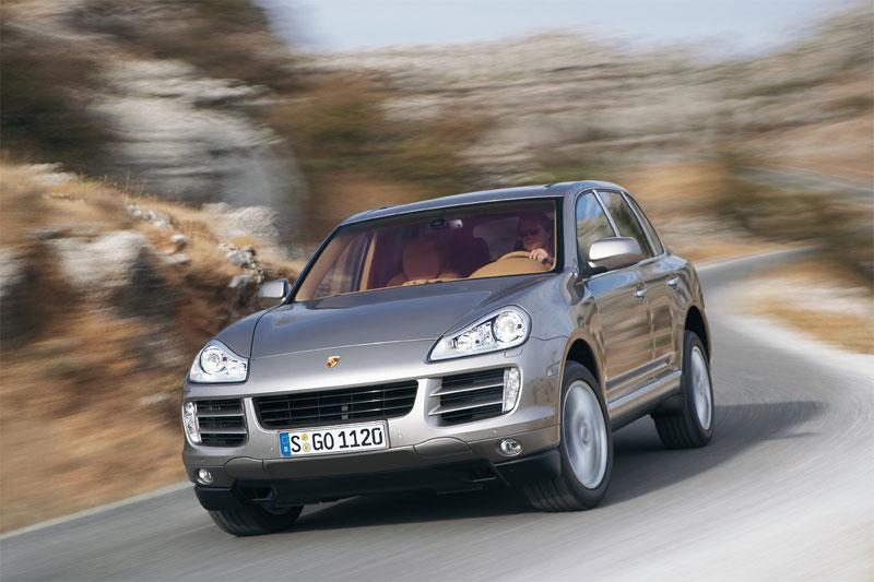 Porsche Cayenne Diesel 2009