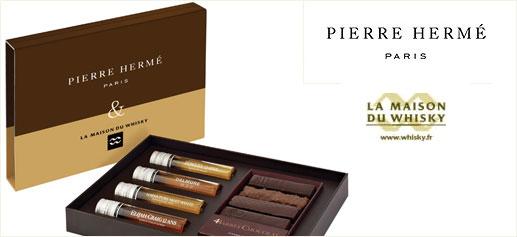 Cofre De Pierre Herme Y La Maison Du Whisky