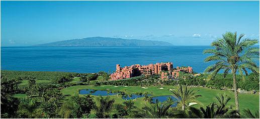 Hotel Abama, hotel y villas cinco estrellas - Gran Lujo