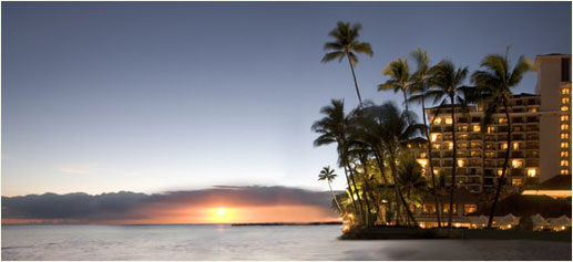 Halekulani, hotel de lujo en Hawai