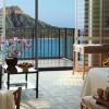 Halekulani, hotel de lujo en Hawai. Suite.