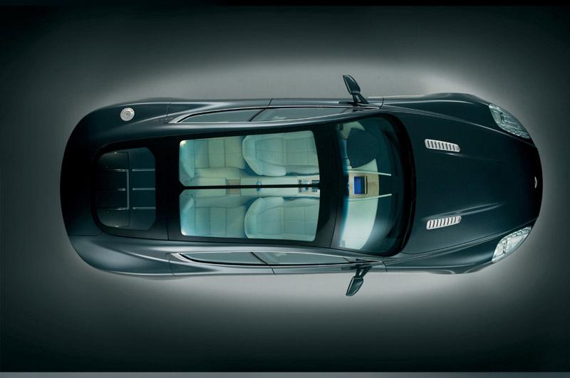 Aston Martin Rapide Aerea