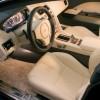 Aston Martin Rapide, interior