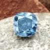 Diamante azul subastado en Sotheby\'s (fotografía: Sotheby\'s)