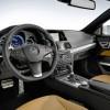 Mercedes-Benz Clase E Coupé, interior