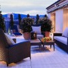 Apartamento Paseo de Gracia. Terraza.