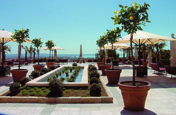 Castillo Hotel Son Vida 10