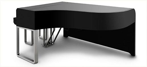 Grand Piano Audi Design