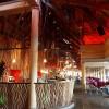 La Plantation d\'Albion Club Med. Banian Bar.