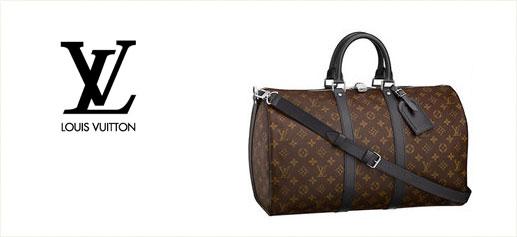 Louis Vuitton, bolsos de hombre Colección Otoño 2009