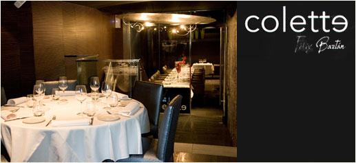 Restaurante Colette (Zaragoza)