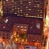 Hotel The New York Palace. Vista aérea