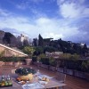 Hotel de Russie, Roma. The Nijinsky Suite. Terraza