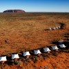 Longitude 131º, Parque Nacional de Uluru-Kata Tjuta (Australia)