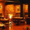 Machu Picchu Sanctuary Lodge. Interior bar