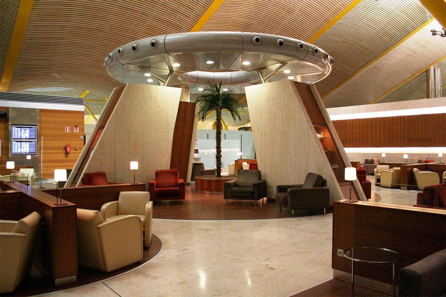Salas VIP de Iberia