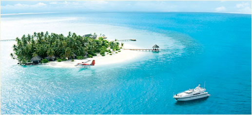 Alquilar una isla privada