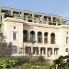 Hotel Miramar Barcelona. Fachada principal