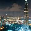 Burj Khalifa. Fotografía por Valerian Gaudeau