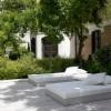 Hospes Palacio de los Patos. Jardín interior