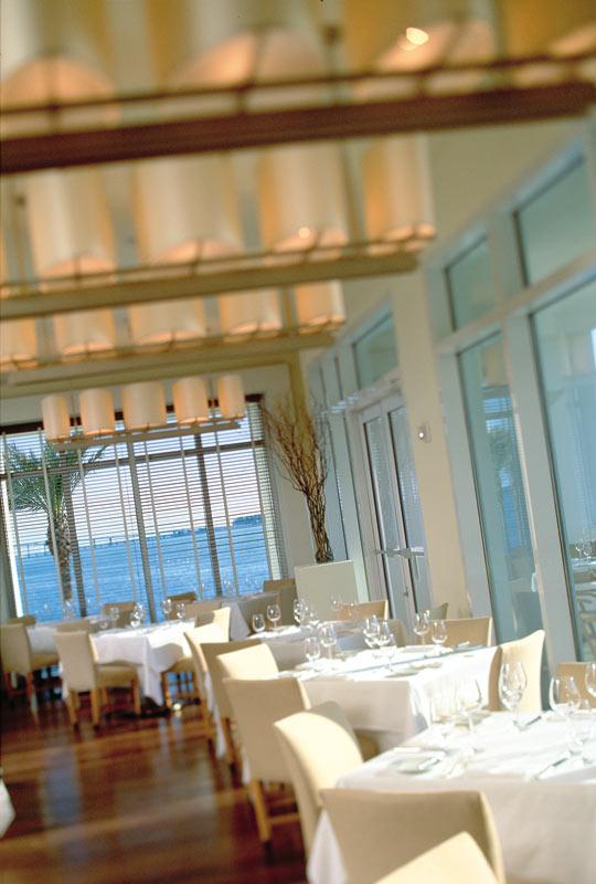 Mandarin Oriental Miami. Restaurante Azul