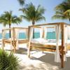 Mandarin Oriental Miami. Playa privada