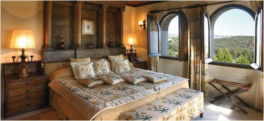 Suite La Alhambra del hotel Barceló La Bobadilla