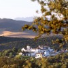 Suite La Alhambra del hotel Barceló La Bobadilla. Vista panorámica