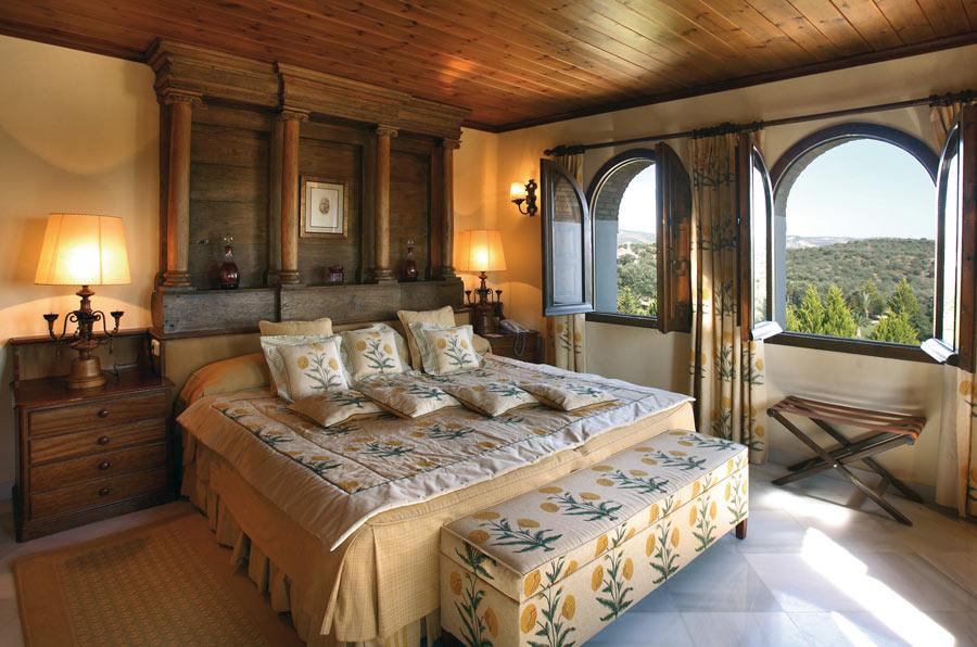 Suite la alhambra del hotel barcel la bobadilla granada - Hoteles de lujo granada ...