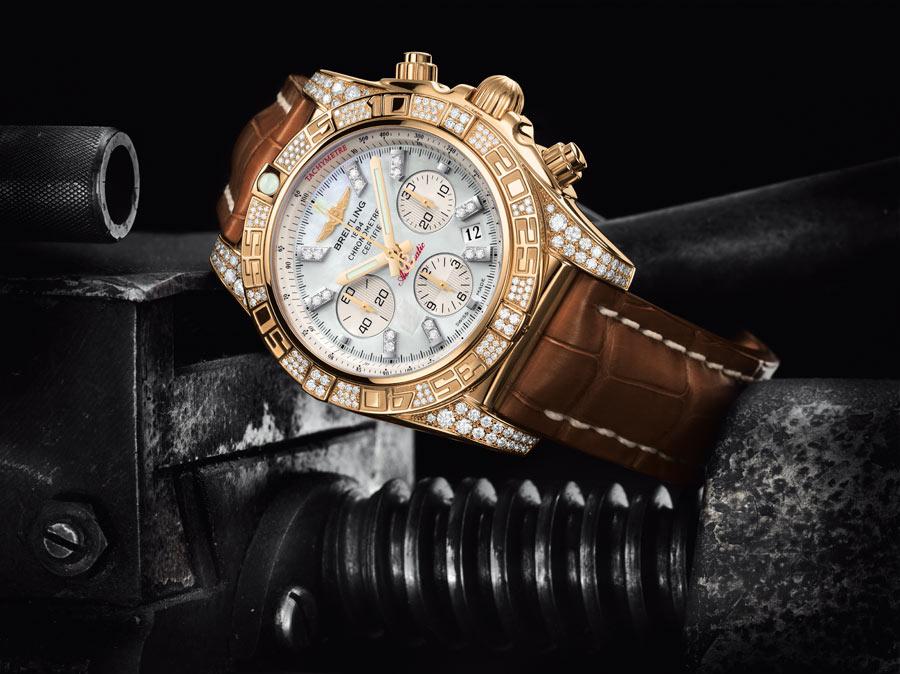 Breitling Chronomat 01 «DIAMONDWORKS»
