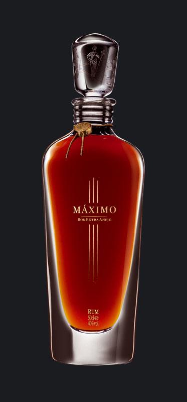 Máximo Extra Añejo, el ron más exclusivo del mundo