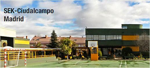 Colegio Internacional SEK-Ciudalcampo