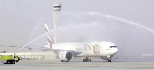 Dubai World Central-Al Maktoum, el aeropuerto más grande del mundo