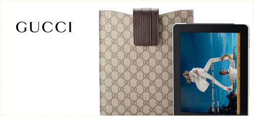 Funda para iPad de Gucci
