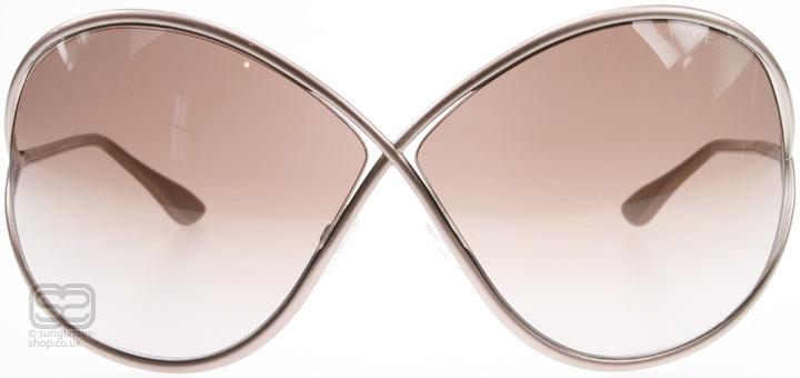 5f4f807ae6 Gafas de Sol Tom Ford. Modelo Liliana