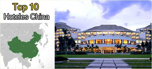 Los diez hoteles más lujosos de China