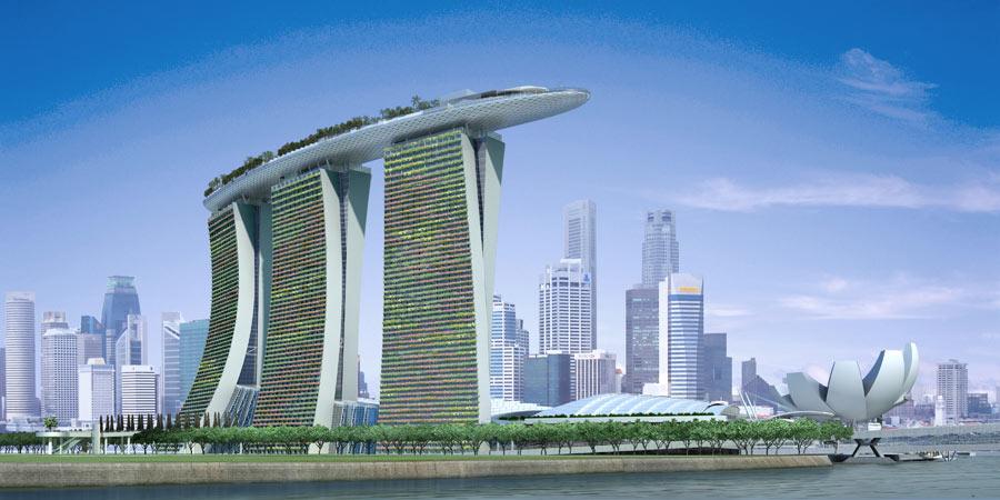 Marina Bay Sands El Hotel Más Caro Del Mundo