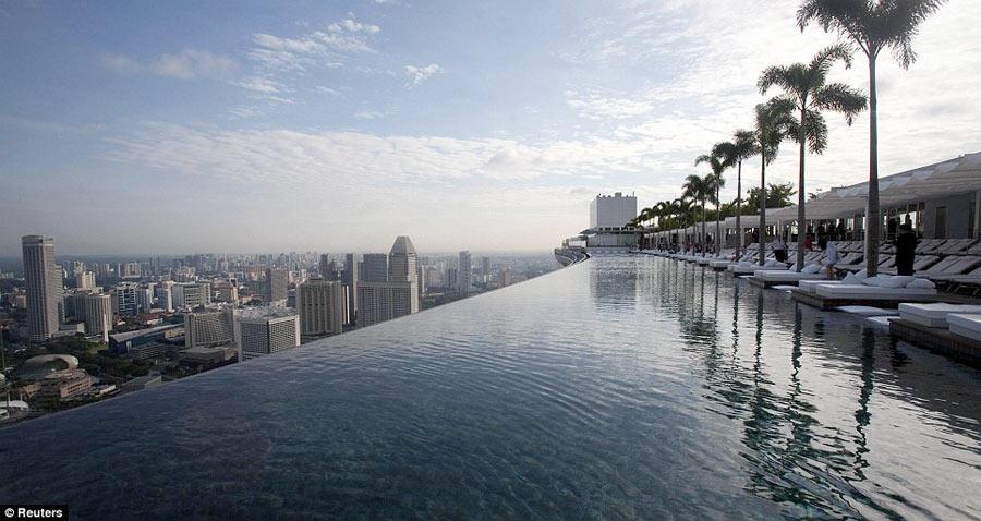 Marina Bay Sands, el hotel más caro del mundo