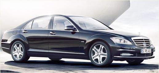 Mercedes Benz clase S, nombrado mejor coche de lujo 2010