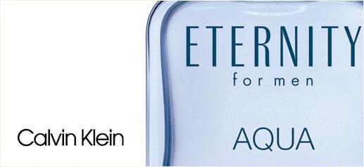 Perfume Eternity AQUA de Calvin Klein
