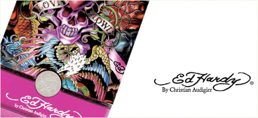 Perfume Hearts & Daggers de Ed Hardy