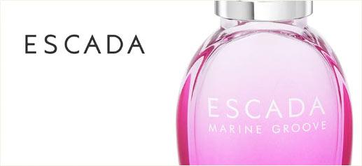 Perfume Marine Groove de Escada