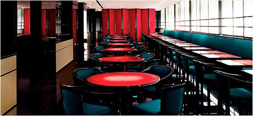 Restaurante Emporio Armani Caffe, Milán