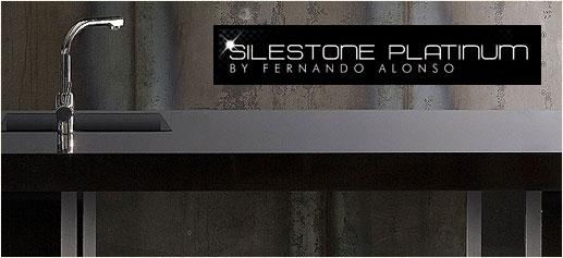 Silestone Platinum by Fernando Alonso