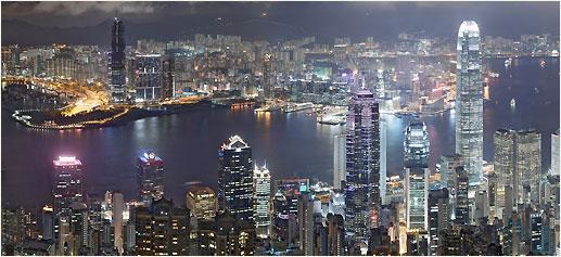 El terreno más caro del mundo en Hong Kong