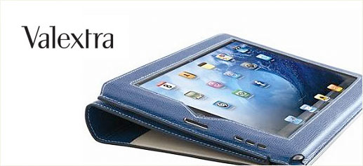 Valextra, nueva funda para iPad