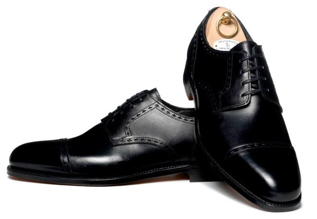 Zapatos New & Lingwood. Modelo William Derby