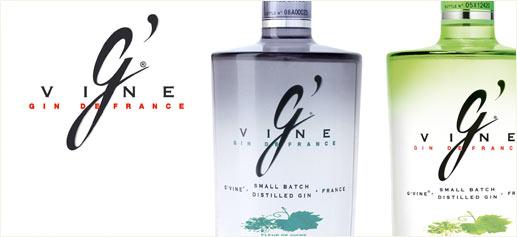 Ginebra G'Vine, para muchos la mejor ginebra del mundo