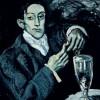 Retrato de Ángel Fernández de Soto de Picasso